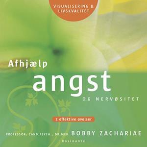 Lydbog, CD Afhjælp angst og nervøsitet af Bobby Zachariae
