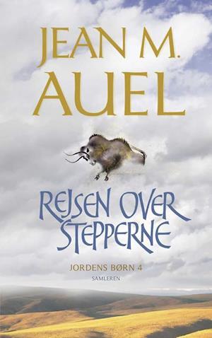 Bog, hardback Rejsen over stepperne af Jean M. Auel
