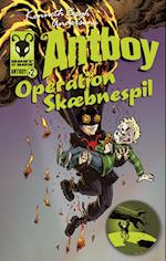 Kenneth Bøgh Andersens Antboy - Operation skæbnespil (Antboy, nr. 2)
