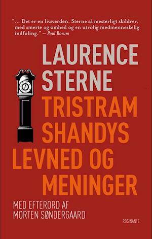 Tristram Shandys levned og meninger