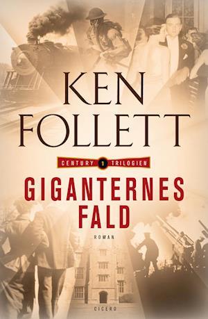 Bog, hardback Giganternes fald af Ken Follett
