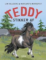 Teddy stikker af (Teddy, nr. 6)