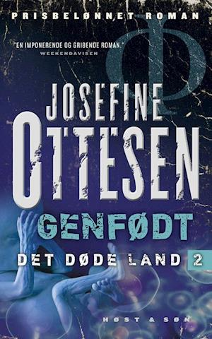 Bog, hæftet Genfødt af Josefine Ottesen