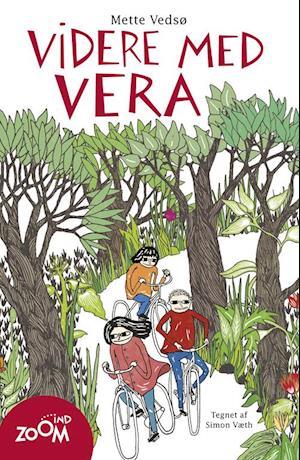 Bog, hæftet Videre med Vera af Mette Vedsø