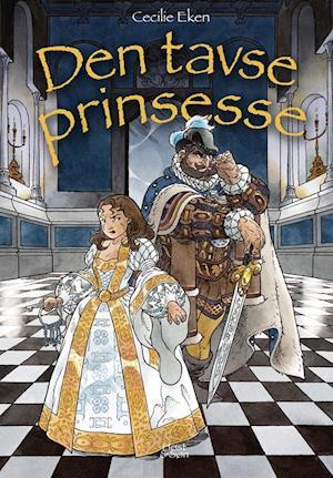 Bog indbundet Den tavse prinsesse af Cecilie Eken