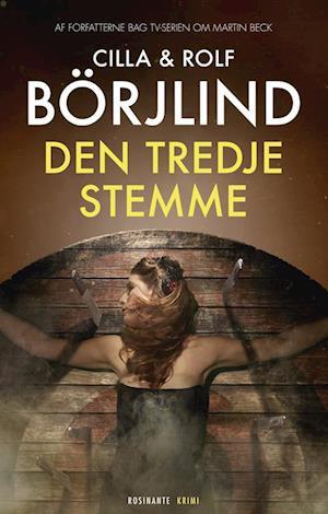 Bog, indbundet Den tredje stemme af Rolf Börjlind, Cilla