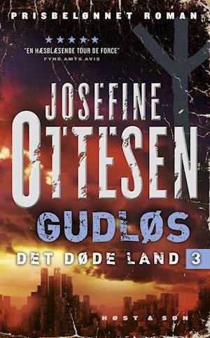 Bog hæftet Gudløs af Josefine Ottesen