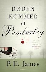 Døden kommer til Pemberley af P D James
