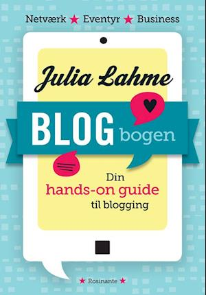 Bog, hæftet Blogbogen af Julia Lahme
