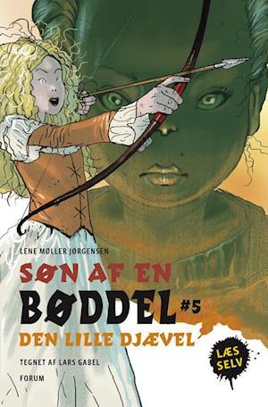 Bog indbundet Den lille djævel af Lene Møller Jørgensen