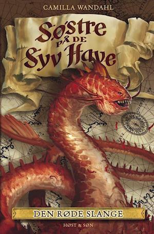 Søstre på de syv have- Den røde slange