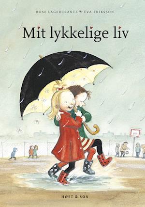 Bog, indbundet Mit lykkelige liv af Rose Lagercrantz
