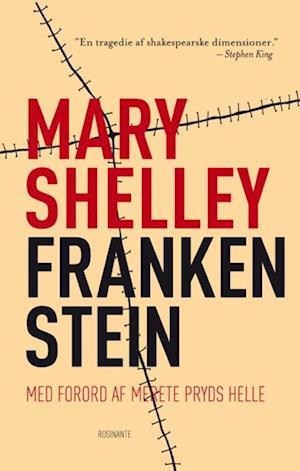 Bog, hæftet Frankenstein. eller Den moderne Prometheus af Mary Shelley