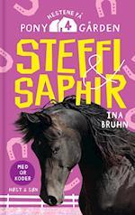 Steffi & Saphir (Hestene på Ponygården, nr. 4)