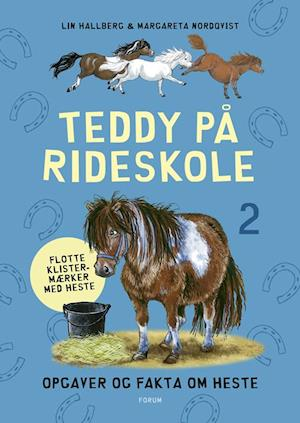 Teddy på rideskole
