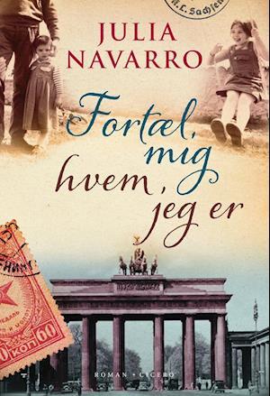 Bog, paperback Fortæl mig hvem jeg er af Julia Navarro