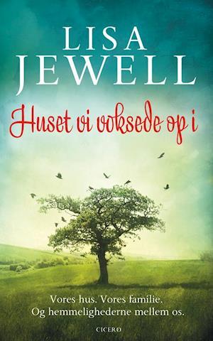 Bog, indbundet Huset vi voksede op i af Lisa Jewell