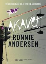 Akavet af Ronnie Andersen