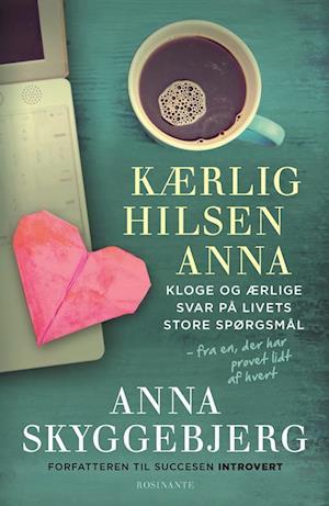 Bog, hæftet Kærlig hilsen Anna af Anna Skyggebjerg