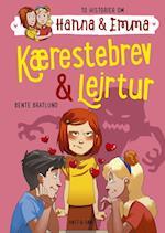 Kærestebrev & Lejrtur (Hanna amp Emma, nr. 1)