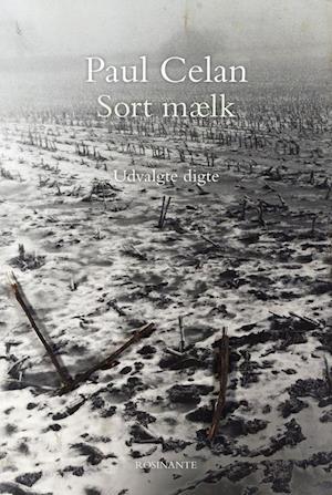 Bog indbundet Sort mælk af Paul Celan