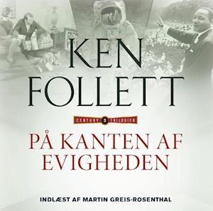 Lydbog, MP3-CD På kanten af evigheden af Ken Follett