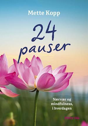 Bog, indbundet 24 pauser af Mette Kopp