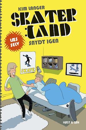 Bog indbundet Skaterland - snydt igen af Kim Langer
