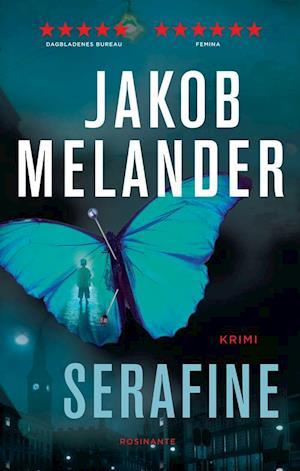 Bog, paperback Serafine af Jakob Melander