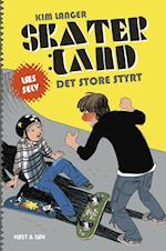 Skaterland - det store styrt (Læs selv Skaterland, nr. 1)