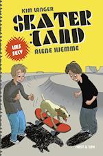 Skaterland - alene hjemme (Læs selv Skaterland, nr. 2)