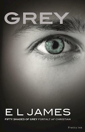 Bog, hæftet Grey af E L James