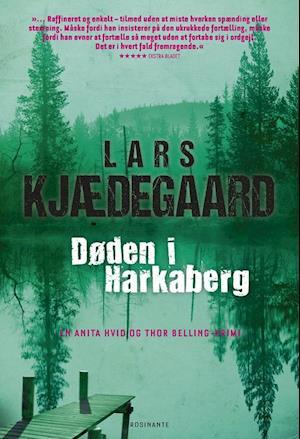 Bog paperback Døden i Harkaberg af Lars Kjædegaard