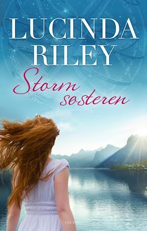 Bog, hæftet Stormsøsteren af Lucinda Riley