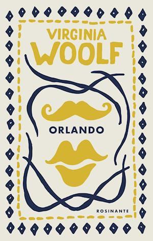 Bog, hæftet Orlando af Virginia Woolf