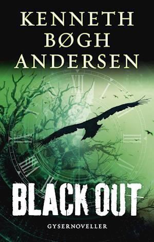 Bog hæftet Black out af Kenneth Bøgh Andersen