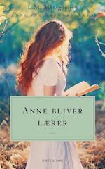 Anne bliver lærer (Anne fra Grønnebakken, nr. 2)