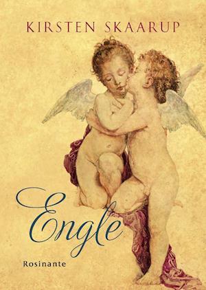 Bog, indbundet Engle af Kirsten Skaarup