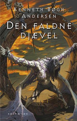 Bog, indbundet Den faldne djævel af Kenneth Bøgh Andersen