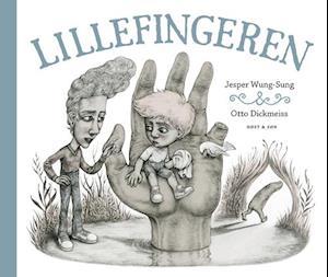 Bog, indbundet Lillefingeren af Jesper Wung-Sung