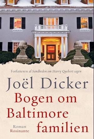 Bogen om Baltimore-familien af Joël Dicker