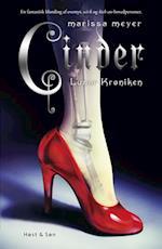 Cinder af Marissa Meyer