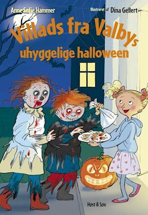 Villads fra Valbys uhyggelige halloween LYT&LÆS af Anne Sofie Hammer