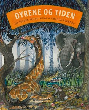 Bog indbundet Dyrene og tiden af Jesper Wung-Sung