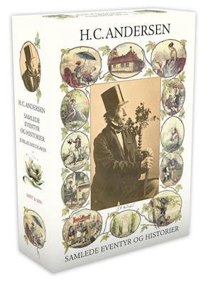 Samlede eventyr og historier-h.c. andersen-bog fra h.c. andersen på saxo.com