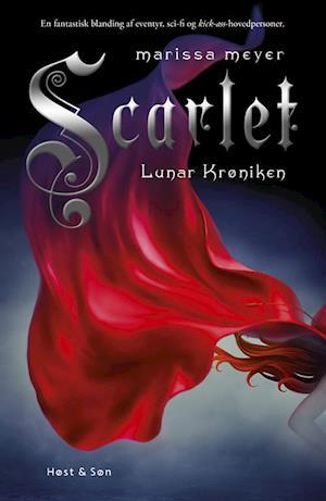Bog, hæftet Scarlet af Marissa Meyer