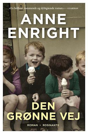 Bog, hæftet Den grønne vej af Anne Enright
