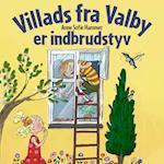 Villads fra Valby er indbrudstyv