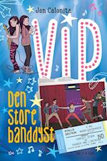 VIP - den store banddyst (Vip, nr. 2)