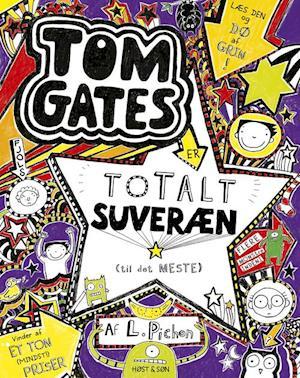 Tom Gates er totalt suveræn. (til det meste)